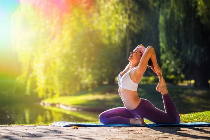 Йога: советы для начинающих