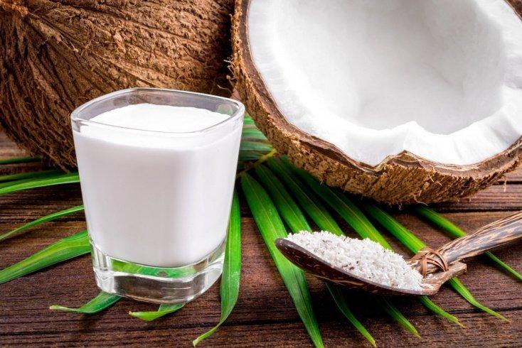 Кокосовое молоко и инфекции
