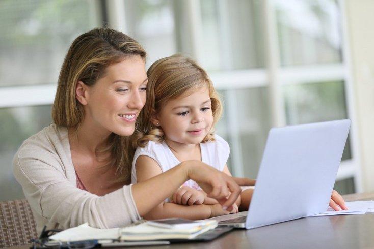 Польза присутствия на рабочем месте родителей для развития ребенка