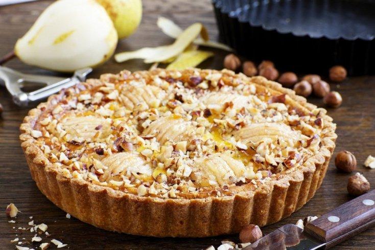 Рецепты простых десертов из груш