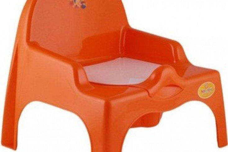 Горшок- стульчик «Пластишка»