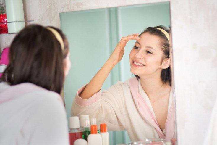 Правило №4: Не забывайте снимать макияж