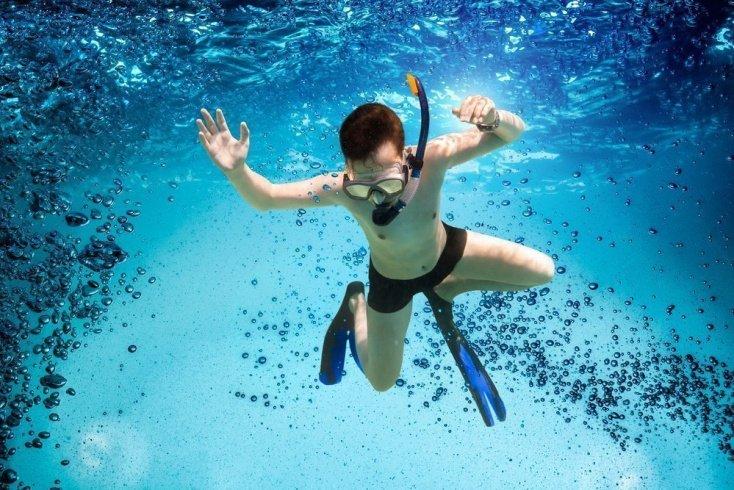 Физиологические особенности при нырянии на задержке дыхания