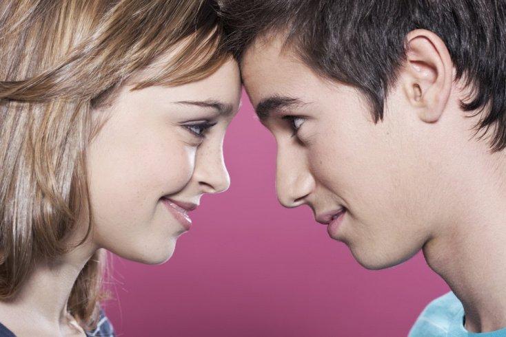 Время первой любви