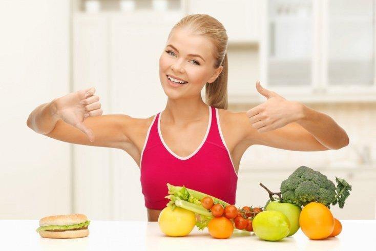 Что менять в питании?