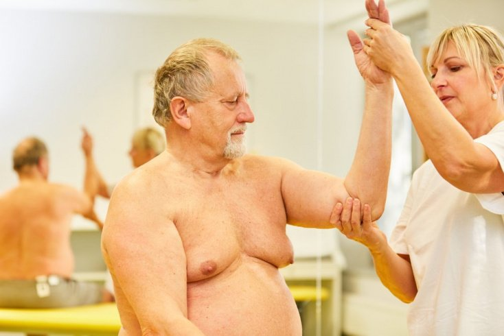 Диагностика бурсита локтевого сустава