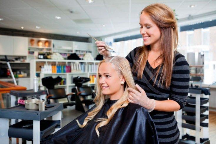 Секреты красоты седых волос