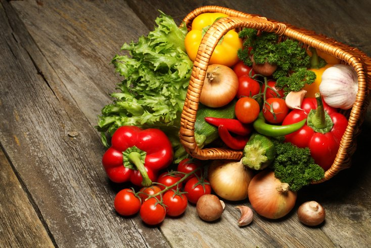 Овощи: главный компонент здорового питания