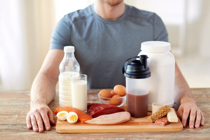 Принцип работы белковой диеты
