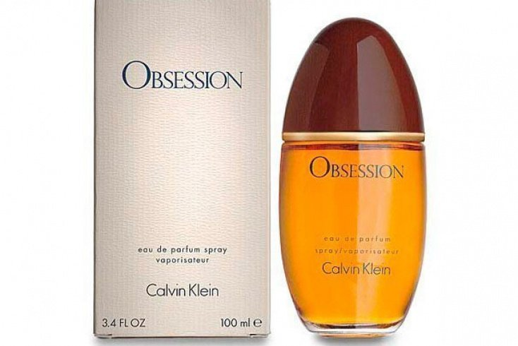 Obsession от Calvin Klein Источник: randewoo.ru
