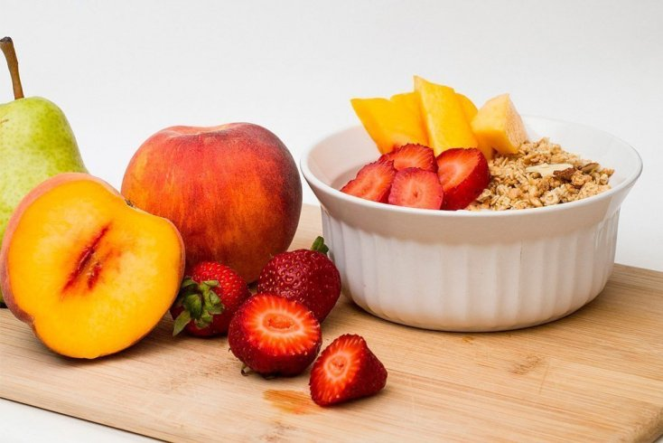 Персиковые диеты
