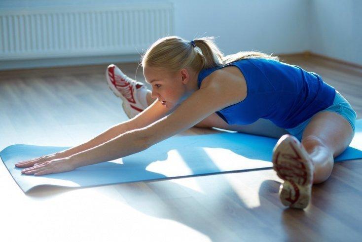 Домашняя стретчинг-тренировка для эффективного похудения