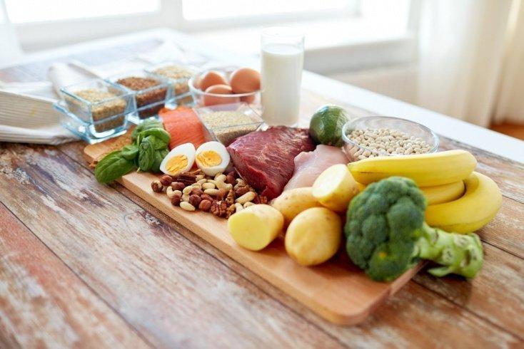 Рекомендуемые продукты питания при остеохондрозе