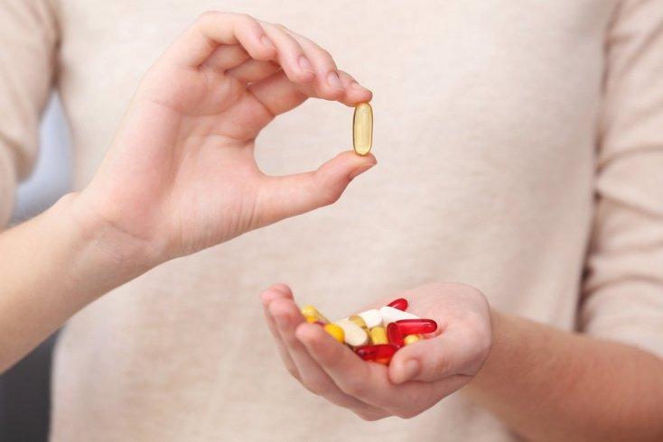Дефицит некоторых витаминов и минеральных веществ при НПЖ