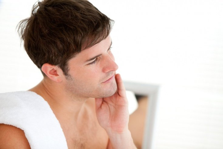 Советы дерматологов для красоты кожи мужчин