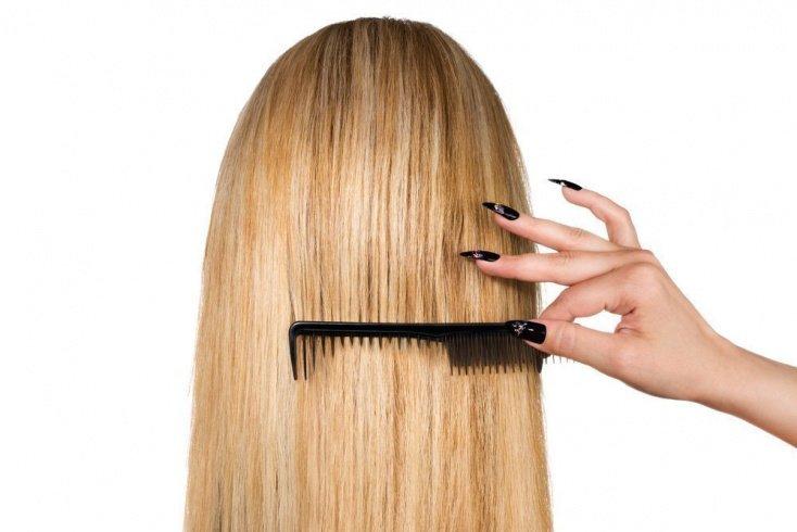 Красивые волосы: состав из авокадо