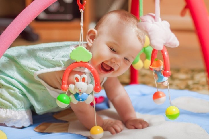Что любят дети раннего возраста?