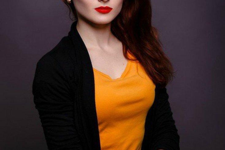 Инна Фоминцева, визажист, бьюти-блогер (г. Томск)