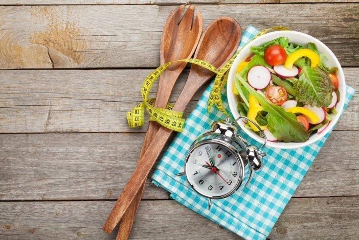 Ограничения в еде дважды в неделю: схема питания 2/5