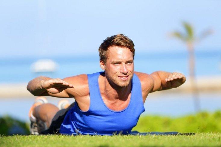 Упражнения в зависимости от причин боли