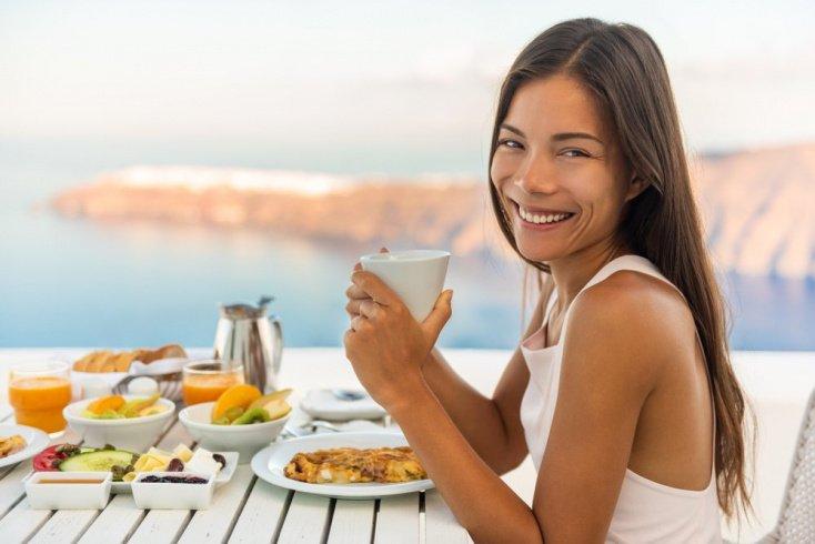 1. На средиземноморской диете можно похудеть