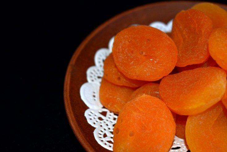 Сухофрукты в диетическом питании