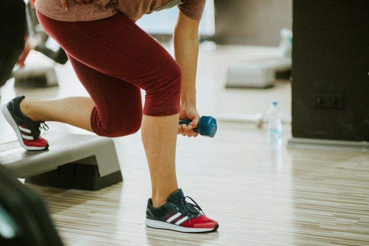 Комплекс упражнений для новичков