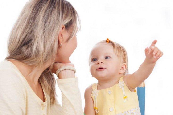 Интерес малыша превыше всего