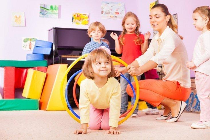 Значение физической активности для детей с нарушениями речи