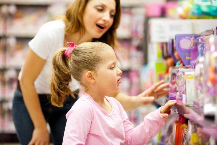 Когда ребенок просит все без разбору
