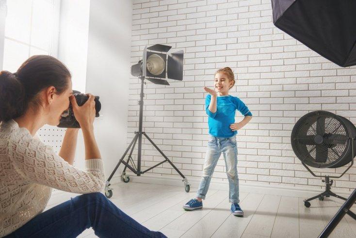 Профилактика неприятностей при использовании детских фотографий
