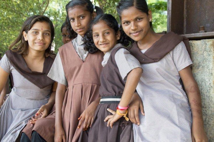 Индия: богатство культур и школьных форм