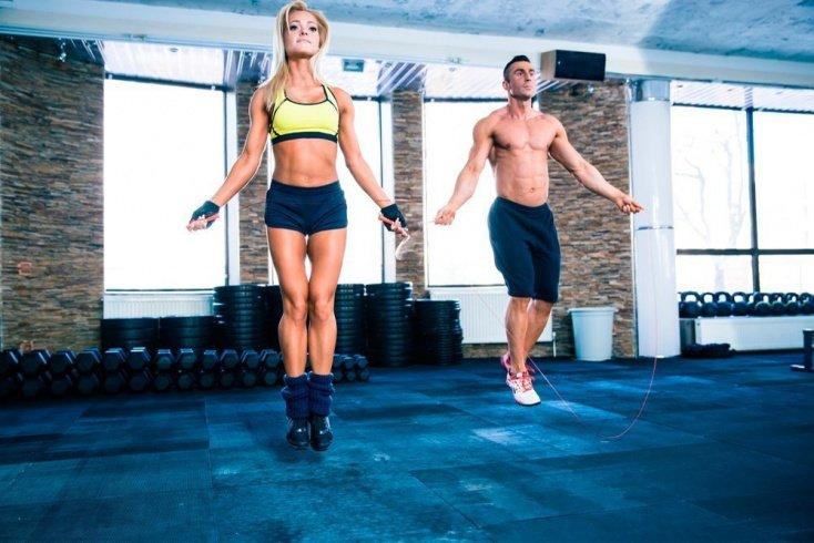 Упражнения для похудения и предельной работы мышц