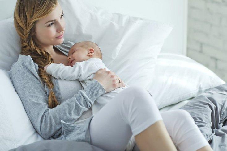 Появление диастаза после родов