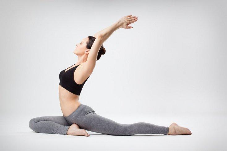 Фитнес-тренировки на основе йоги