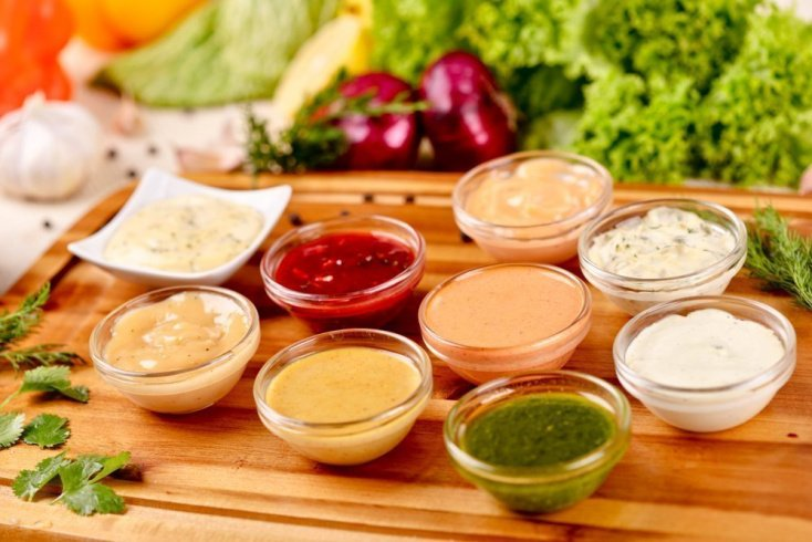 какие соусы можно при похудении