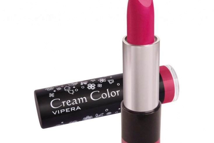 Vipera Cream Color, Губная помада, 4,8 г Источник: vitparfume.by