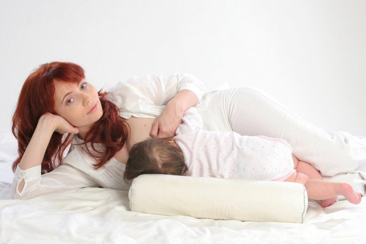 Второй малыш и кормление грудью
