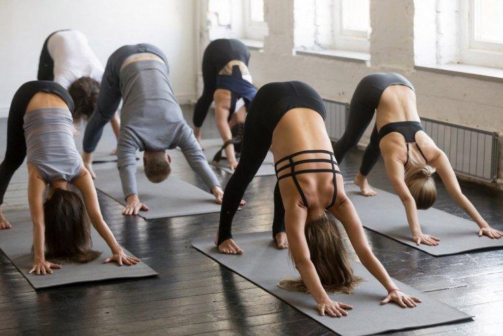 Особенности фитнес-тренировок по направлению хатха