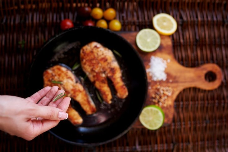 Про рыбу и рыбные блюда