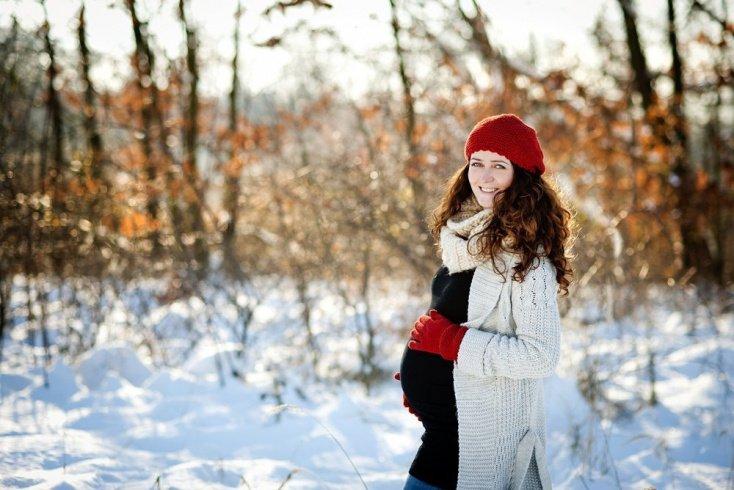Зимние дети после весенних зачатий