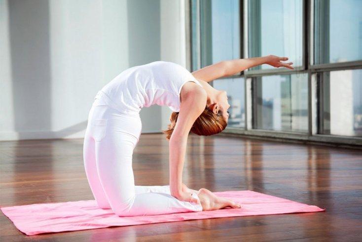 Фитнес-упражнения на растяжку для новичков