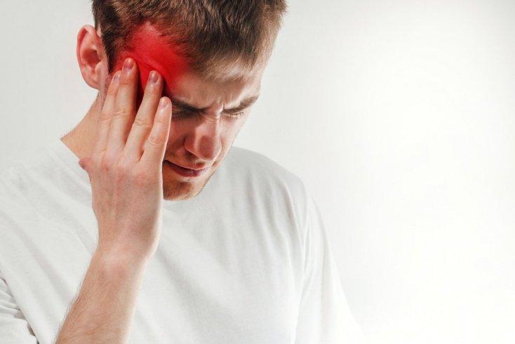 Сочетание онемения с болью или жжением, судорогами