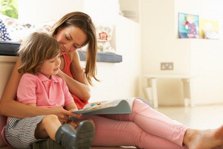 Читайте ребенку сказки и поддерживайте в нем веру в чудеса