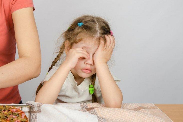 Конъюнктивит в детском возрасте: симптомы