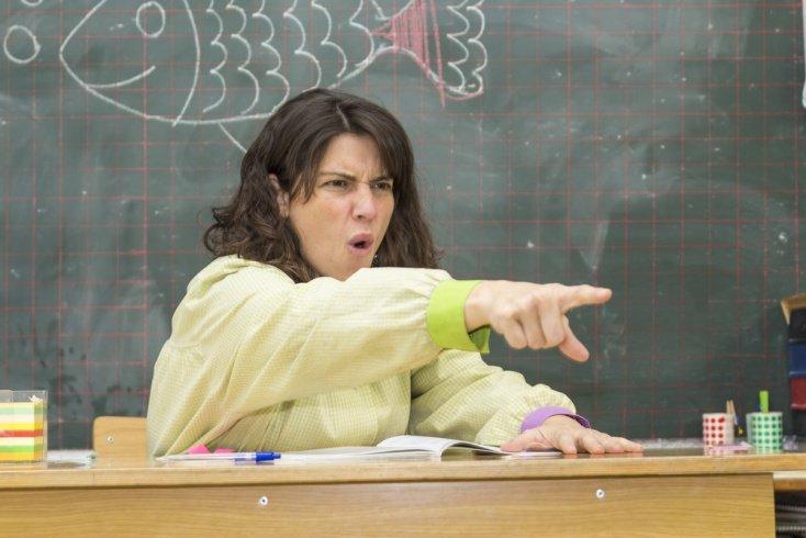 Проблемы учителей в школе