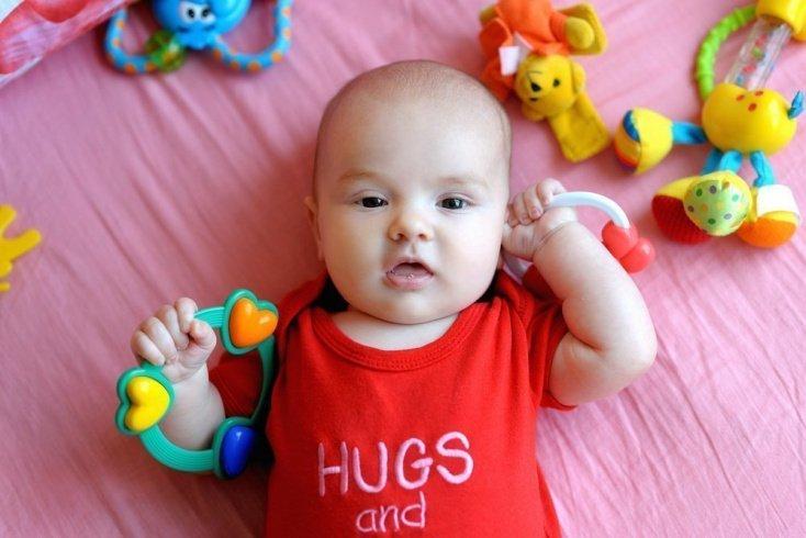 Особенности ребенка от 0 до 3 месяцев
