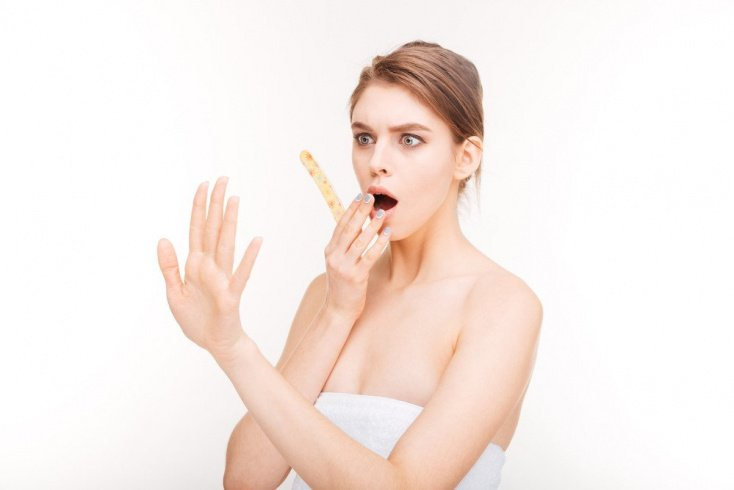5. Белые пятна на ногтях не говорят о дефиците кальция