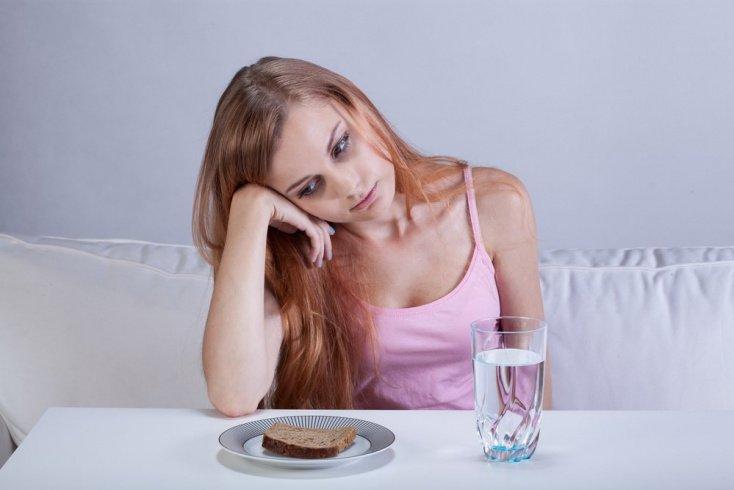 Голодная диета — причина плохого самочувствия