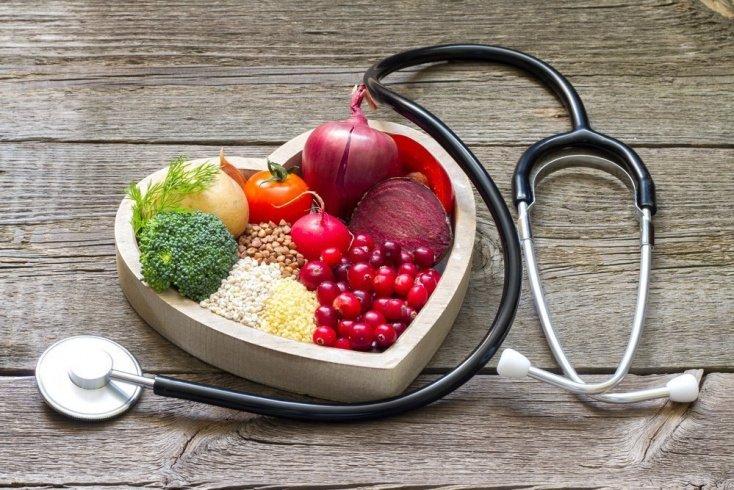 Правильное питание защищает сердце